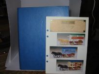 Lledo Catalogue Binder